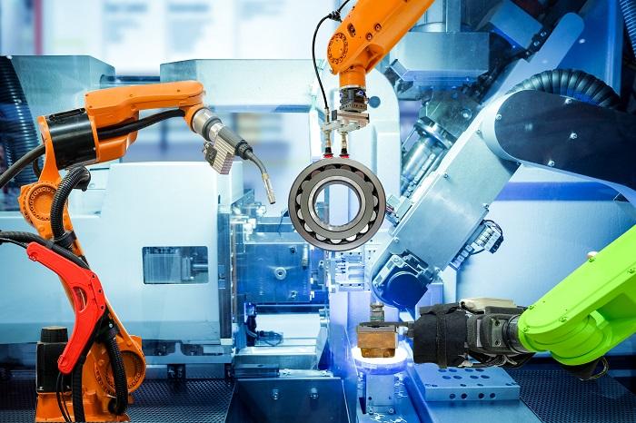 Os benefícios da automação industrial